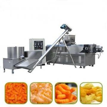 Mini Corn Rice Wheat Powder Flour Puffing Snack Extruder Machine