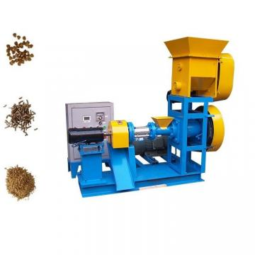 Dry Dogs Food Snacks Treats Extruder Making Machine Processing Line
