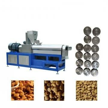 High Quality Multi Function Fully Automatic Extruded Dry Pet Dog Food Making Machine