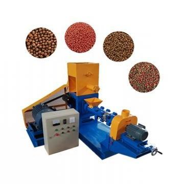 Dry Healthy Dog Cat Bird Fish Feed Food Processing Line Making Machine