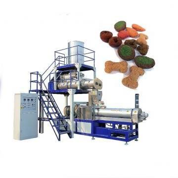 Dry Animal Pet Dog Food Pellet Making Processing Extruder Machine