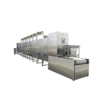 Tunnel Vacuum Microwave Drying Machine Roasting Dryer
