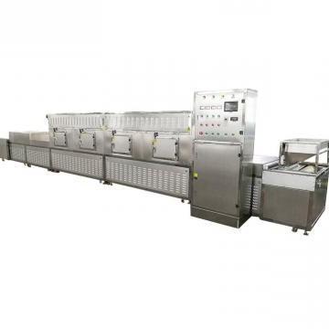 Basket Type Industrial Microwave Vacuum Dryer