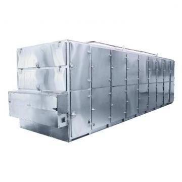Double Drum Dryer Yeast Freeze Dryer Machine Vacuum Microwave Dryer