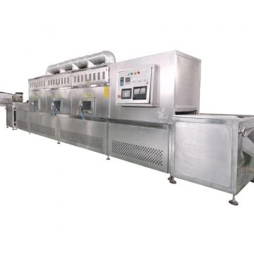 Large Industrial Continuous Microwave Conveying Belt Drying Equipment