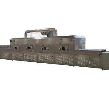 Large Industrial Continuous Microwave Conveyor Belt Microwave Drying Equipment