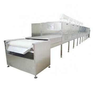 Large Industrial Continuous Tunnel Microwave Drying Equipment