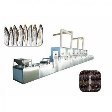 Microwave Freezing Meat Defrosting Seafood Thawing Machine