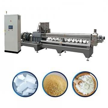 Automatic PE Biodegradable Eco-Friendly Recycled Shopping Corn Starch Carry Handle Supermarket Vegetable Fruit Grocery Plastic Bag Making Machine