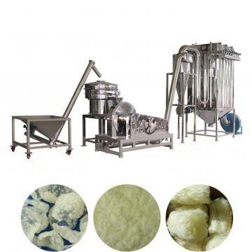 100%PLA + Starch Biodegradable Plastic Granules Making Machine