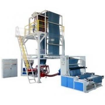 Double Layer HDPE LDPE Plastic T-Shirt Shopping Flat Garbage PLA Corn Starch Bag Making Machine