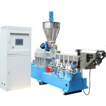 Corn Starch Biodegradable PLA Plastic Granules Making Machine