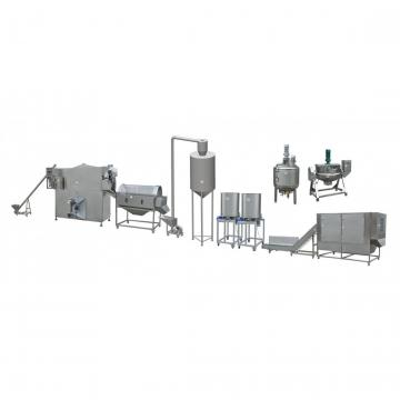 Fully Automatic Artificial Rice Production Line with Stable Performance