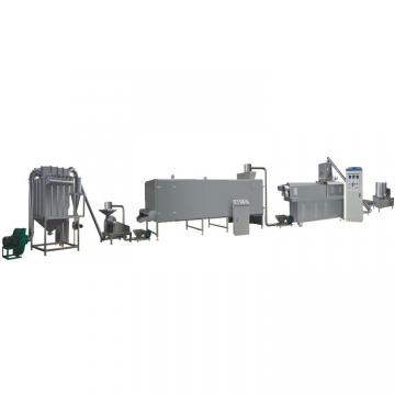 Continuous Extruded Instant Rice Food Processing Line