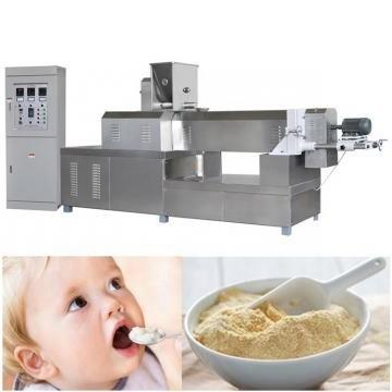 Baby Corn Puffs Food Snacks Production Line