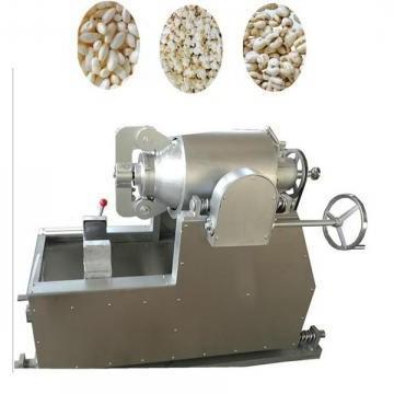 puff snack flavoring machine wheat puff making machine