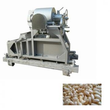 Automatic Delicious Fried Wheat Flour Puff Snack Process Line Food Extruder Machine with Packing Machine Fried Snack Extrusion Machine