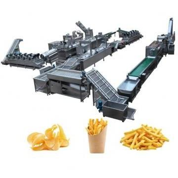 High Quality Full Automatic Frozen French Fries Production Line