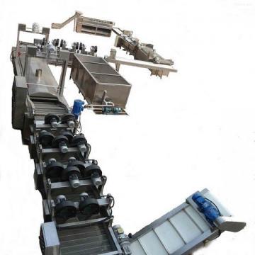 100-3000kg/H Snack Potato French Fries Making Machine/ Frozen Finger Potato Chips Production Line