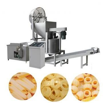 Puffed Snacks Food Production Line Machinery Extruder