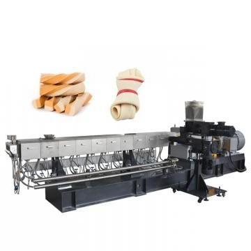 Twist Snack Potato Pellets Making Machinery/Corn Curls Food Extruder