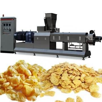 Chinese Food Hot Sale Snack Corn Puffed Snack Extruder/Corn Extruder