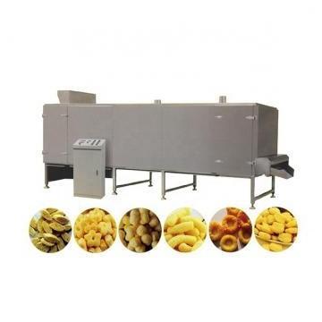Corn Snack Food Machine/Snack Food Making Machine/Puffed Corn Snack Food Extruder