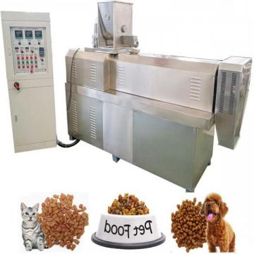 Pet Food Malaysia Dry Cat Food Snacks Making Machine