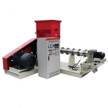 High Effective Pet/Dog/Cat/Fish Feed Processing Line/Extruder Machine