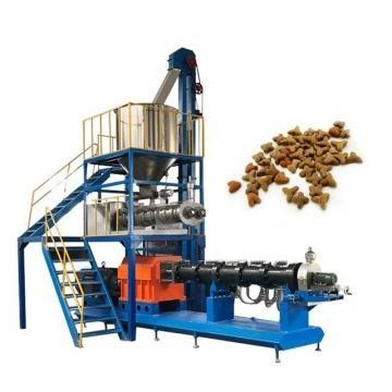 Ce Floating Pellet Fish Feed Processing Machine with Various Capacity