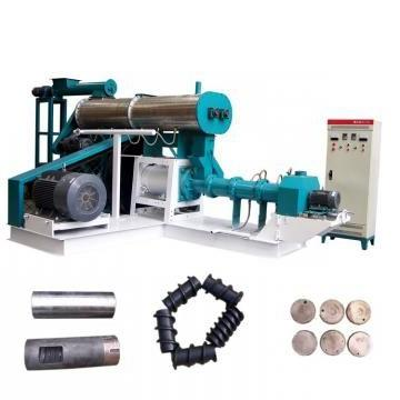 Automatic Small Fish Feed Processing Floating Feeding Pelleting Machine