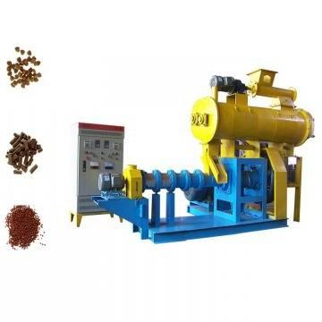 Germany Poultry Chicken Fish Feed Drying Machinery Processing Production Line Machine
