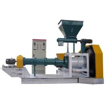 Farm Pellet Floating Fish Feed Processing Machine with Good Quality