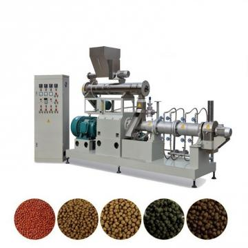 Small Size Floating Fish Feed Pellet Processing Machine with Diesel Engine
