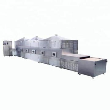 Tunnel Belt Microwave Hazelnuts Almonds Nuts Dryer Curing Machine