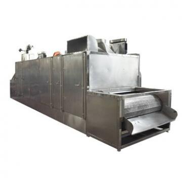 Tunnel Belt Microwave Black Bean Grains Curing Baking Machine