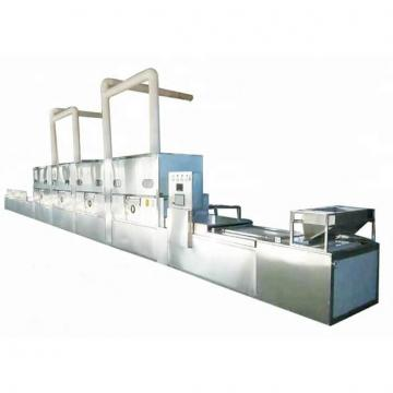 Stainless Steel Industrial Automatic Nuts Microwave Drying Machine Dryer Machine