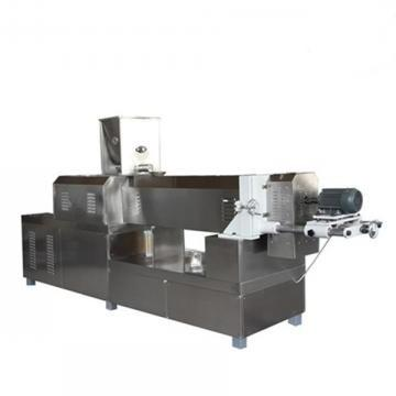 Core Filling Inflating Rice Corn Cereal Puffs Snack Food Double Twin Screw Making Extruder Machine Processing Production Line