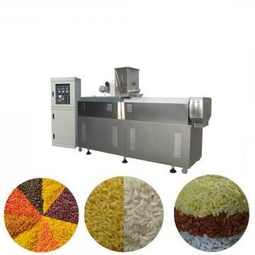 Extruded Food Extruder Machine Corn Puff Snack Production Line