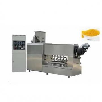 Corn Puff Snack Extruder Machine / Puffed Snack Production Line