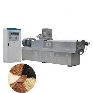 Small Automatic Cereal Rice Puffed Corn Snack Food Production Line Extruder Machine