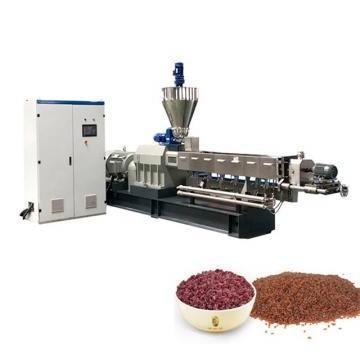 Fried Sanck Food Extruder Fried Bugles Chip Food Processing Line