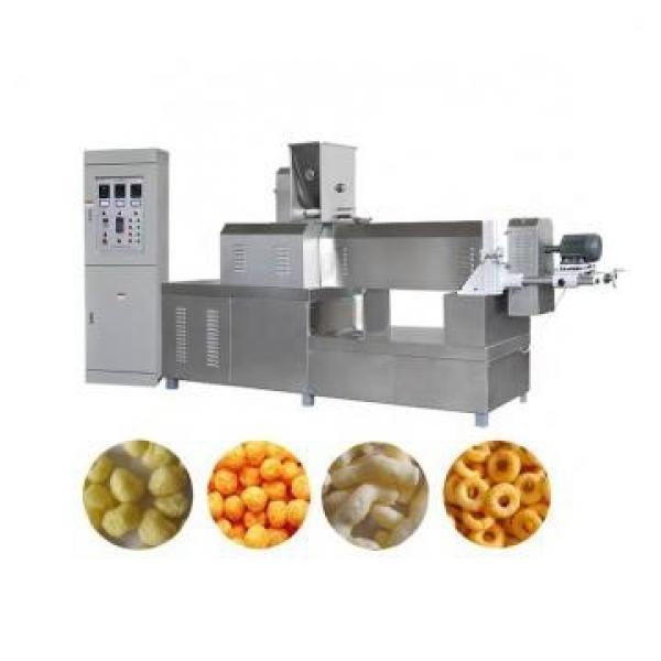 Corn Puff Snacks Lab Extruder Making Machinery #2 image