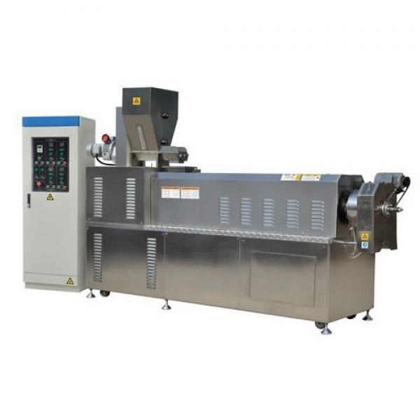 Professional Rice Puff Machine / Crispy Corn Puff Snack Extruder Machine #3 image