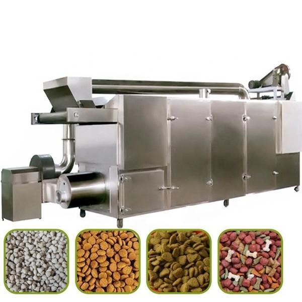 Dry Method Pet Dog Food Production Line Making Machine #2 image