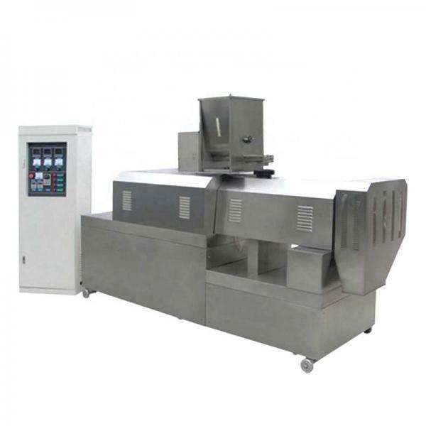 Pellet Machine Animal Feed Extruder Pet Food Dry Dog Treat Snack Food Making Machine #2 image
