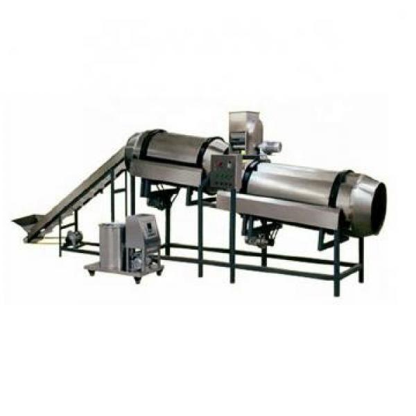 Dry Animal Poultry Feed Pellet Making Machine Pet Dog Cat Treat Food Production Line #3 image