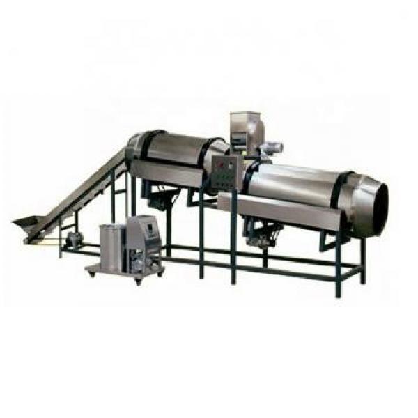 Pellet Machine Animal Feed Extruder Pet Food Dry Dog Treat Snack Food Making Machine #3 image