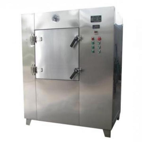 4 6 8 12 Layer Automatic Intelligent Electrical Tray Microwave Vacuum Dryer #3 image