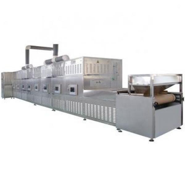 Sterilizing Dryer Machine Cassava/Chili/Grain/Food/Nuts/Coffee Bean Dryer Microwave Vacuum Belt Drying Machine Dryer #3 image